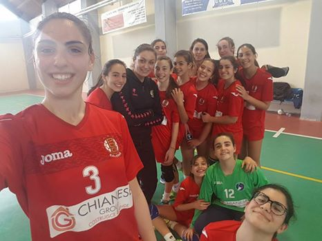Domenica vincente per gli Under 14 e le Under 16